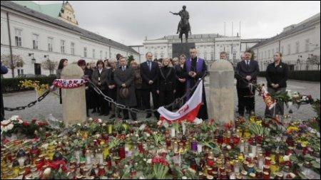 Президент Польши Лех Качиньский погиб в авиакатастрофе