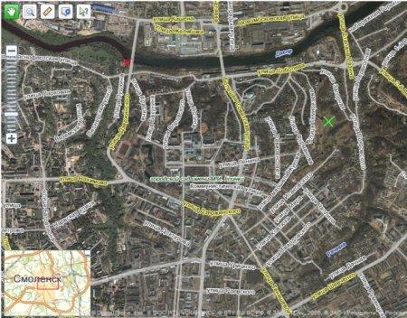 Автостопом в Смоленск. Часть 2