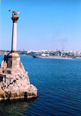 Автостопом Минск-Севастополь-Горловка-Минск