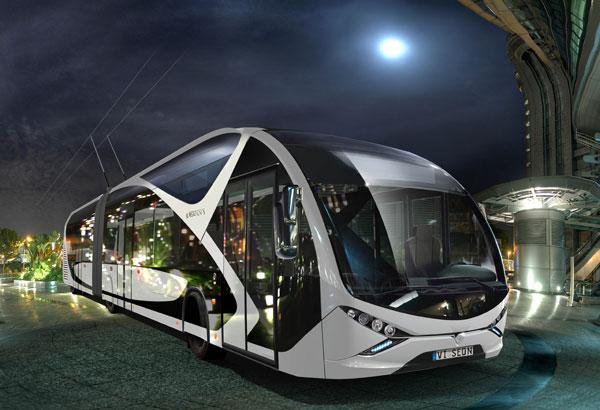 Троллейбусы в мире - история и факты