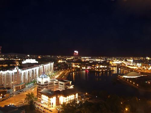 Что делать ночью в Минске?