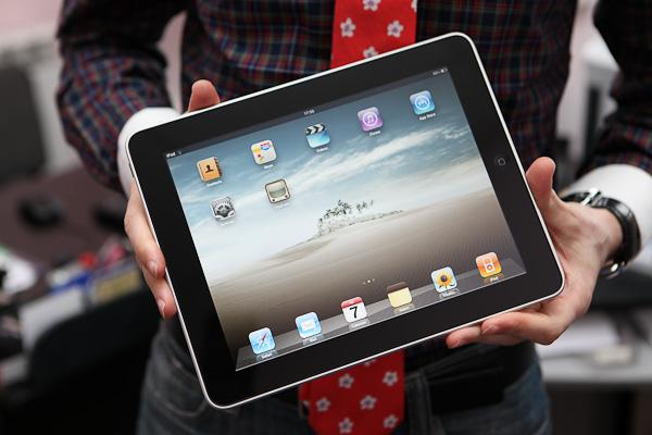 iPad: что за он? Первые впечатления, или