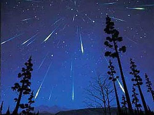 Метеоритный дождь и солнечное затмение 3-4 числа