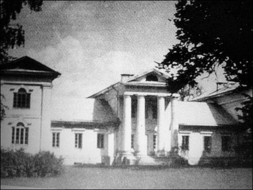 поместье Мереч (Павлово) Берестовского 1930