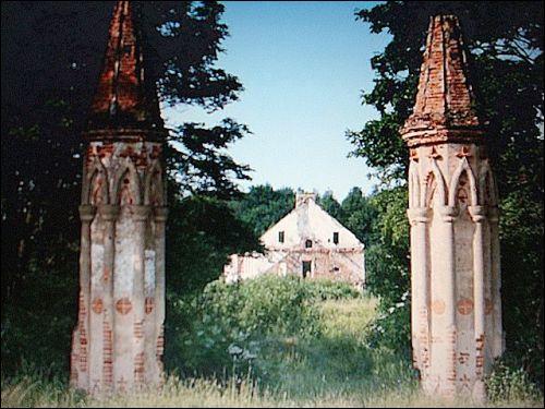 поместье Мереч (Павлово) Берестовского 2000