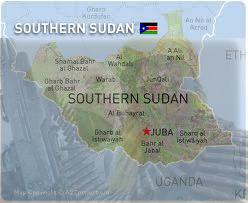 Новое государство в Африке: Южный Судан.