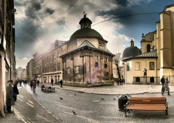 Минск – Львов автостопом и железной дорогой, часть 1.