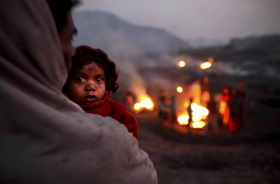 Бокахапари – деревня на горящей земле