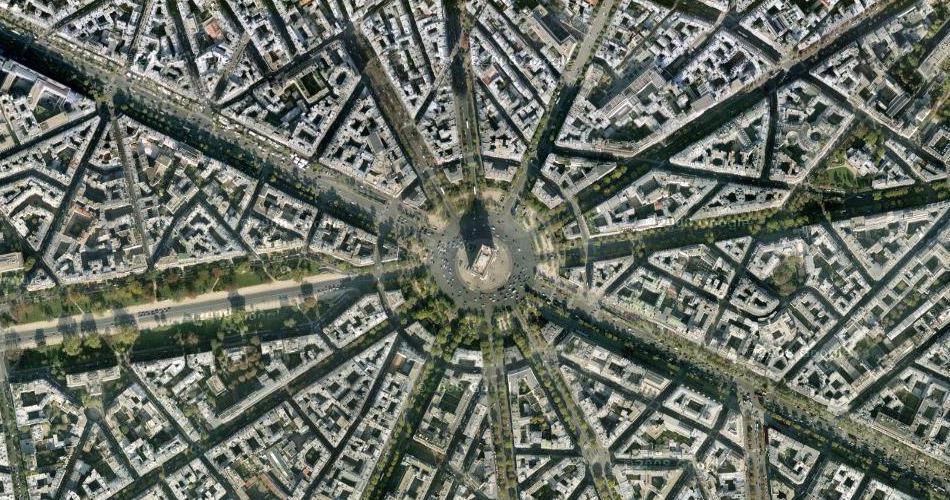 Париж: Триумфальная арка