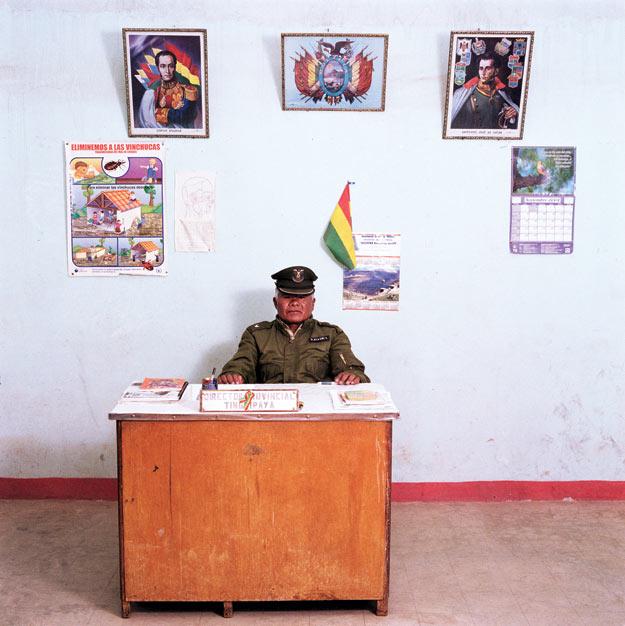 Кабинеты чиновников в странах Третьего мира