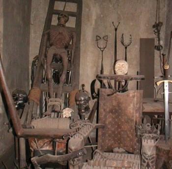 Самые страшные музеи