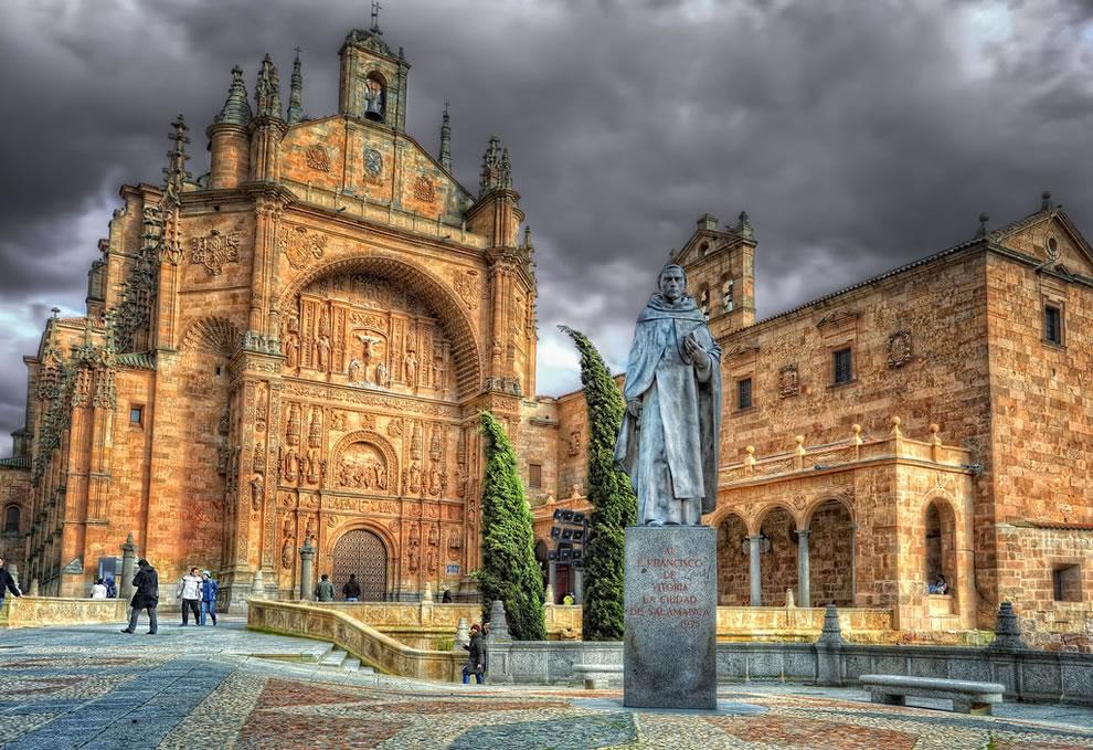 Изумительные фото испанской архитектуры