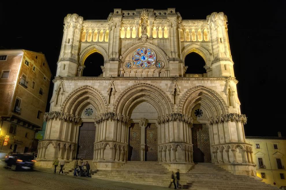 Изумительная архитектура Испании