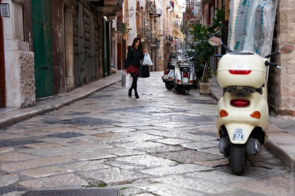 Италия: кухня, люди, города...