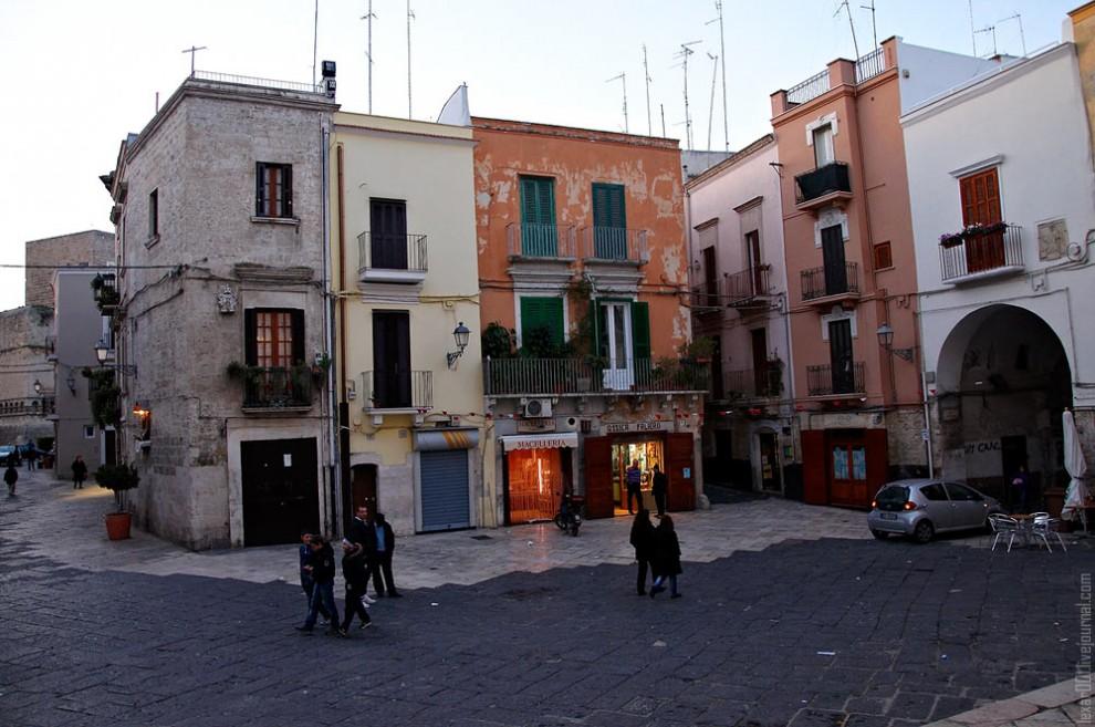 Итальянский калейдоскоп