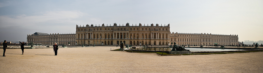 В Версаль!