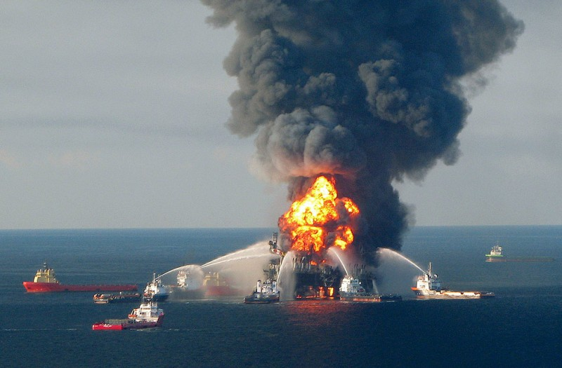 Разлив нефти в Мексиканском заливе – взгляд год спустя