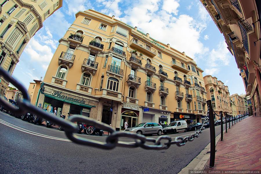 Монако в фотографиях