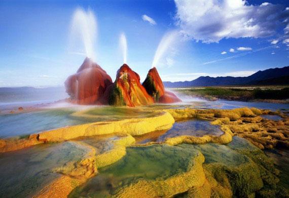 Фантастические места на планете... Земля?