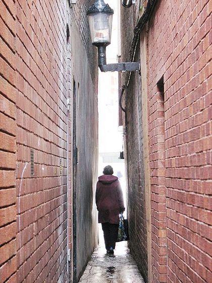 Самые необычные улицы