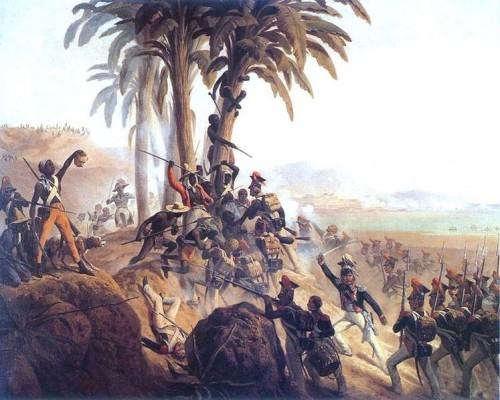 История острова Гаити