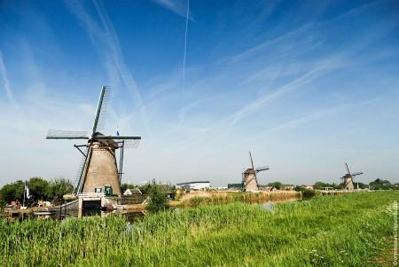 Мельницы Голландии