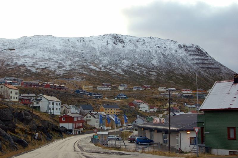 Самый северный поселок Европы