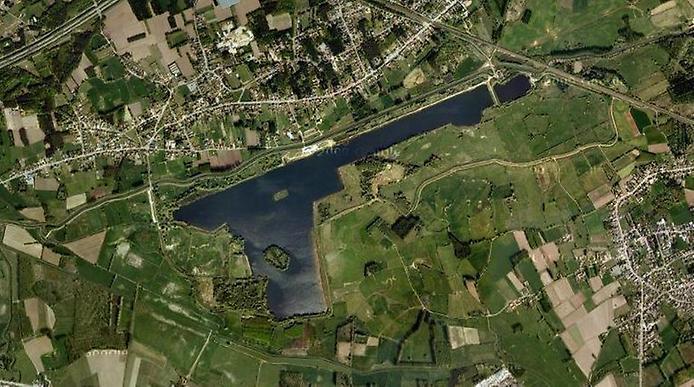 Озера необычной формы