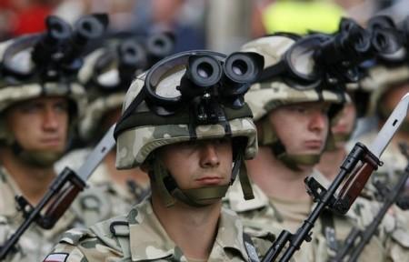 Армия «мирового правительства»