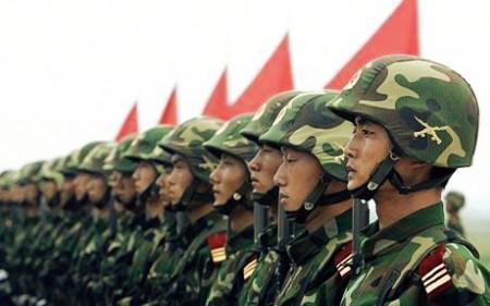 Направления Китая в военной сфере