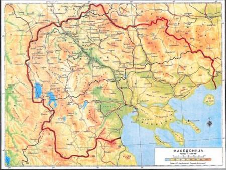 Македония – еще одна болевая точка Балкан