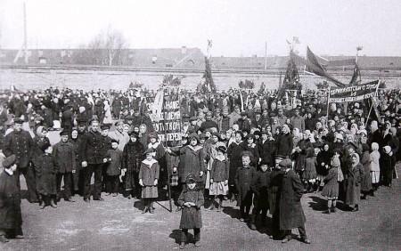 Социально-политические корни революционных репрессий