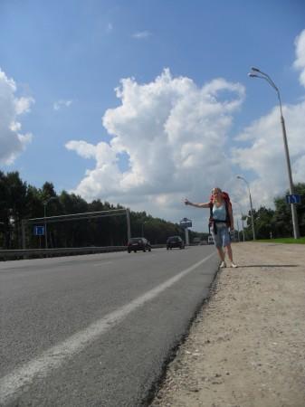 Автостоп в сказочный город Львов