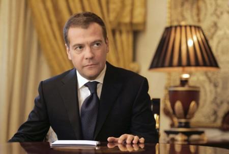 10 Пунктов Медведева