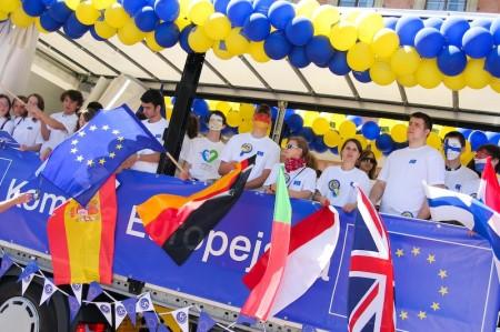 Европейская интеграция - часть глобализационного процесса