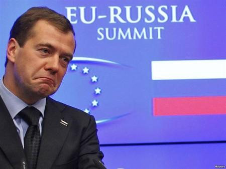 Международное сотрудничества России и ЕС в области экономики и образования