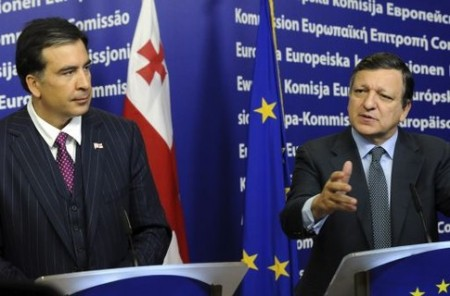 Реакция на «новую» государственную стратегию Грузии по Абхазии и Южной Осетии