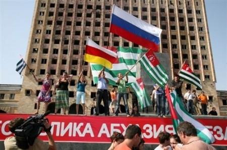 Уход России из Абхазии и Южной Осетии
