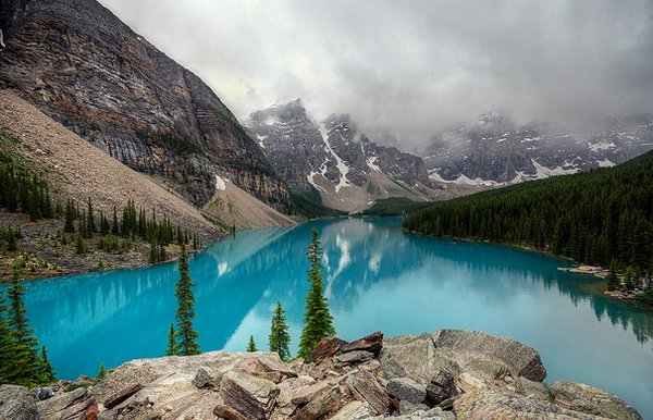 20 самых удивительных мест на Земле, которые непременно надо посетить