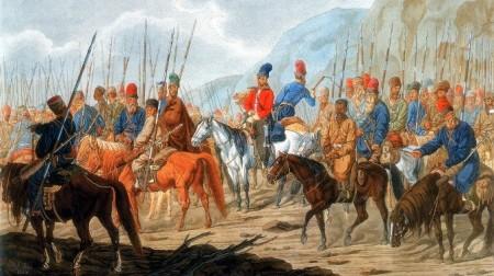 Участие России в войне за австрийское наследство