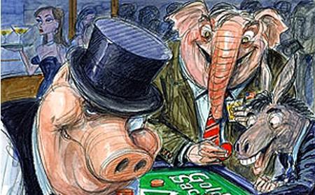 Взаимосвязь политики и экономики