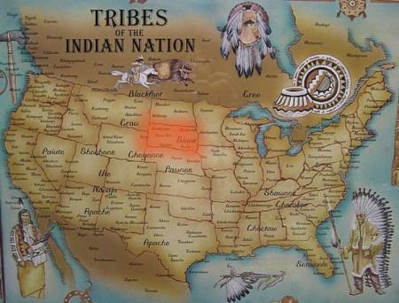 Другие США: агония племени Лакота