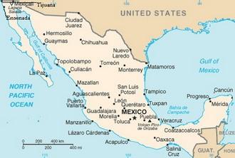 Лучшие туристические объекты Мексики