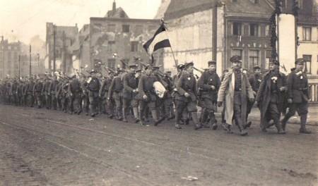 Австрия во время создания Великогерманского государства