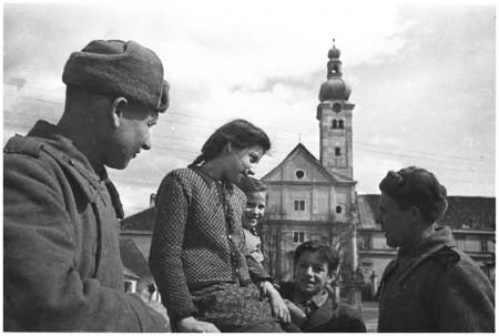 Изолированное положение Австрии
