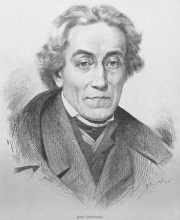 Йозеф Добровский как родоначальник критического изучения источников чешской истории