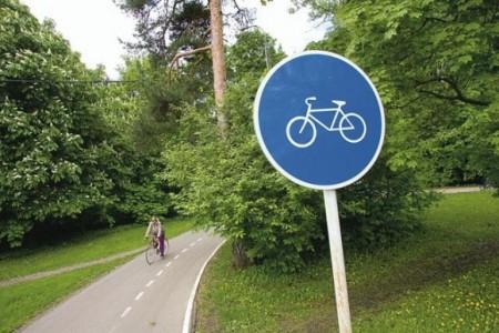 Принципы организации вело – пешеходных сетей на уровне крупных градостроительных систем