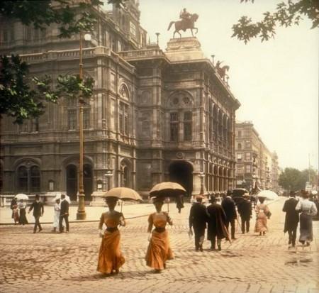 «Вена - не немецкий город, а резиденция Австрии»