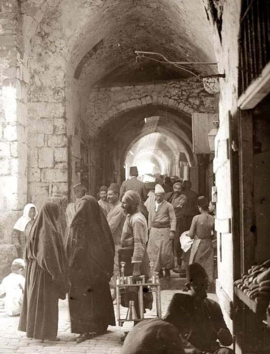 Фотографии Иерусалима конца 19-го века