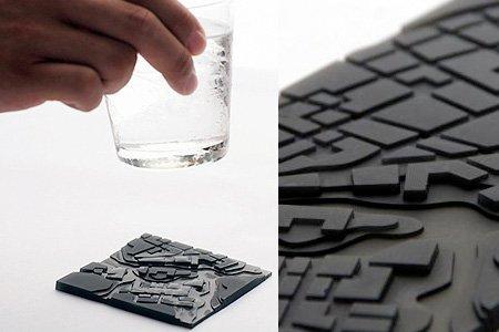 Самые необычные подставки под стаканы и чашки